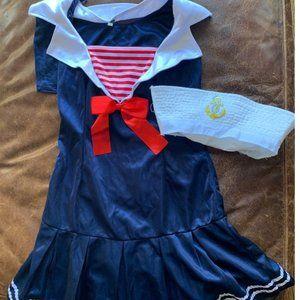 Legs avenue sailor costume size M/L